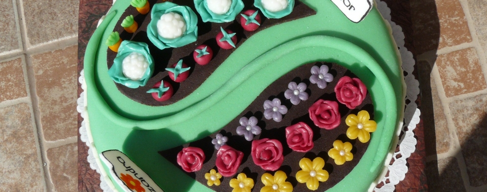 Kert-torta