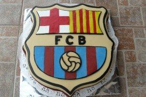 FC Barcelona torta