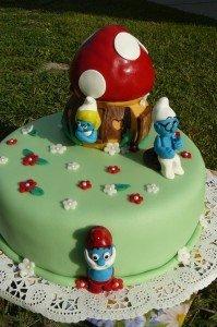 Törpapa torta